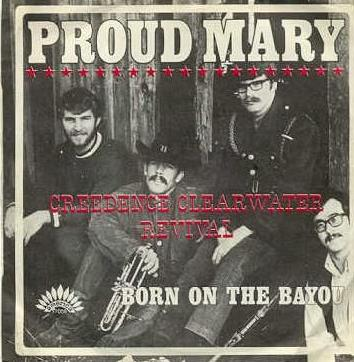 Proud Mary хит Криденс